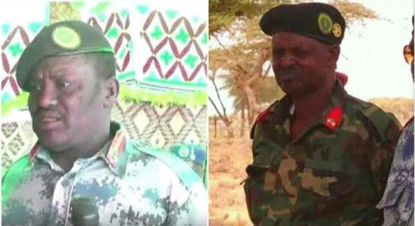 Welwel laga muujiyay saldhig Puntland ay siisay saraakiil ka tirsan Somaliland