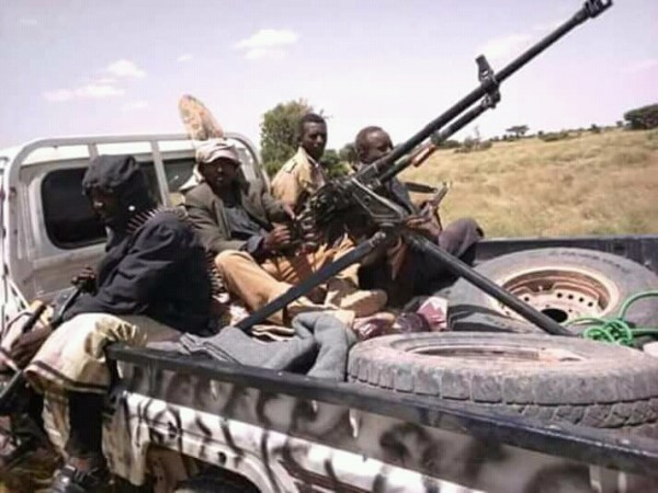 Dagaal dhexmaray Somaliland iyo Jabhadda Caarre