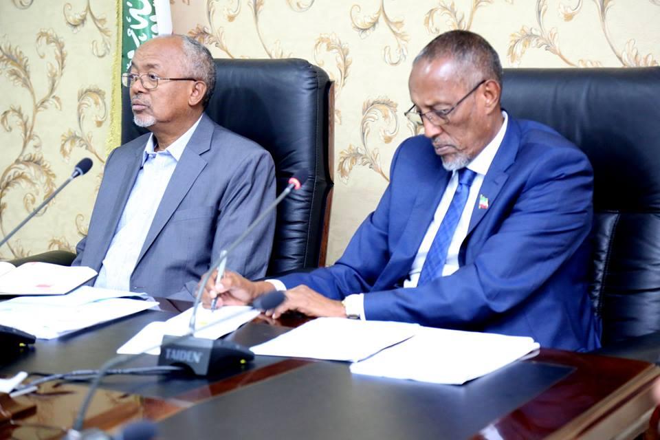 Somaliland oo safarka Madaxweyne Gaas ee Sanaag ku eedeysay Farmaajo