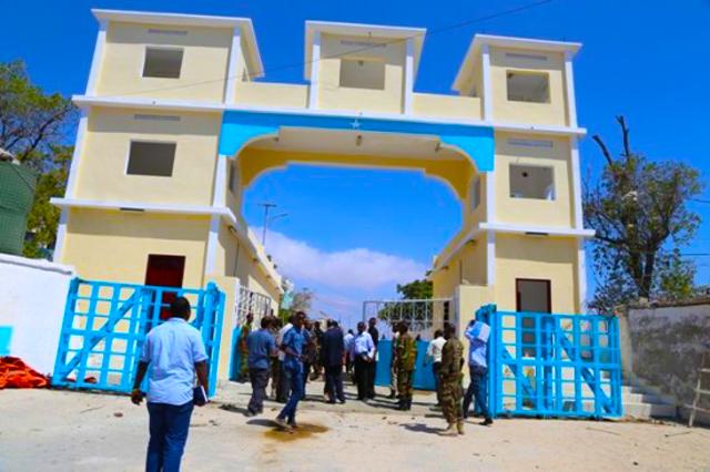 Ammaanka Villa Somalia iyo Garoonka Diyaaradaha oo si aad ah loo adkeeyay