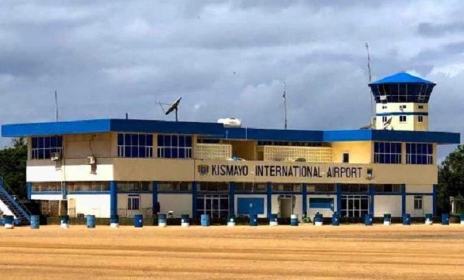 Ciidamada Kenya oo laga saaray saldhigyo ay ku lahaayeen Xarunta Jubaland ee Kismaayo