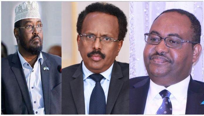 Puntland iyo Jubaland oo beeniyay eedayn uga timid Villa Somalia