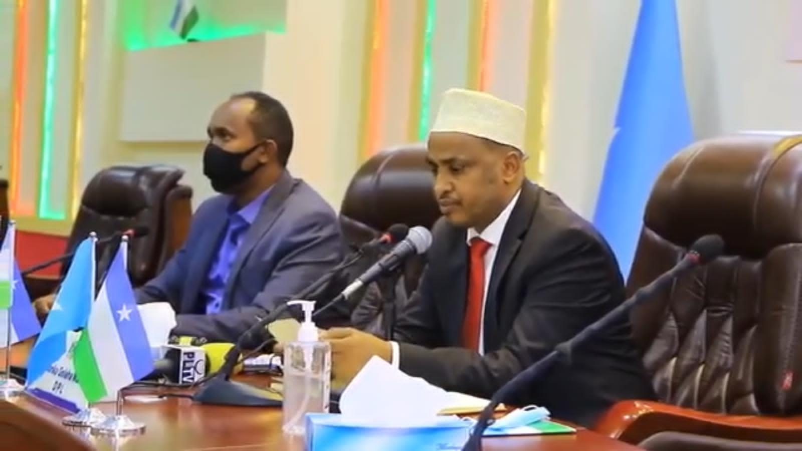 Puntland Parliament Rejects Mandate Extension For Somali Federal Institutions