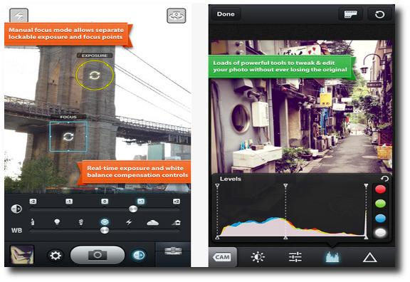 KitCam poderosa aplicación para iPhone, iPad o iPod Touch