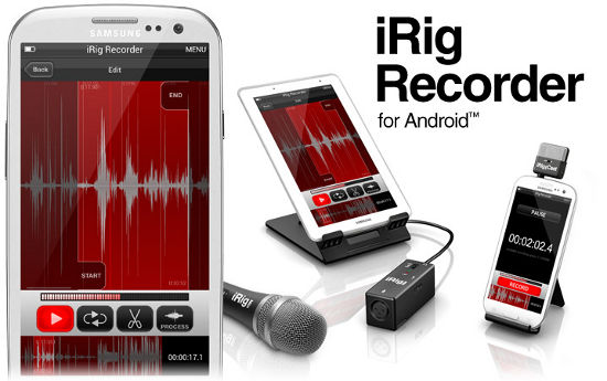 iRig Recorder Para Android