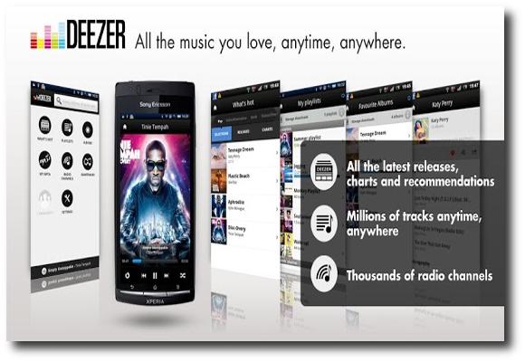 Presentación Deezer
