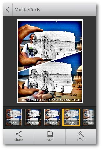 guardar imagen utilizando Camera360