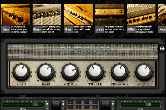 Sound BIAS Positive Grid