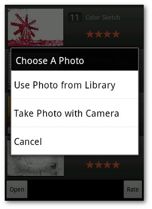 Choose a Photo