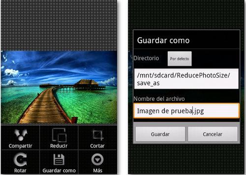 imágenes en Android