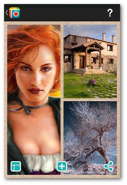 Herramientas Pic Collage