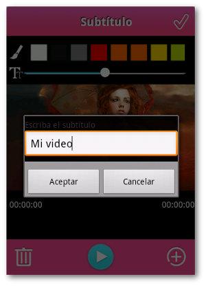 VideoShow editor videos en Android