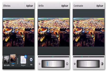 Personaliza tus fotos con Photo Editor