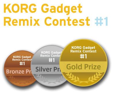 KORG anuncia los ganadores del KORG Gadget Remix Contest