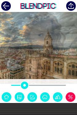 aprende a mezclar imágenes en Android