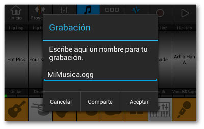 review-de-Music-Maker-Jam-para-crear-música-en-Android-gratis