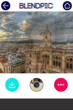 tutorial mezclar imágenes en Android con la aplicación BlendPic