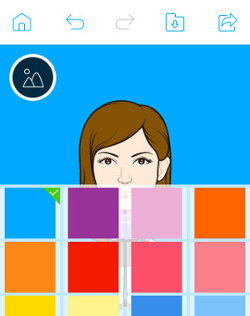 avatar en Android con style