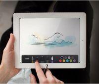 5 aplicaciones para diseñadores gráficos en iPad