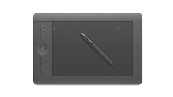 dibujar en tablet