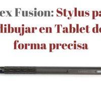 Apex Fusion: Stylus para dibujar en Tablet de forma precisa