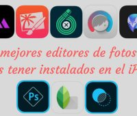 Los mejores editores de fotos que debes tener instalados en el iPhone