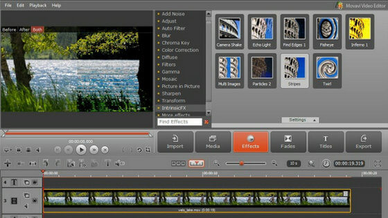 programa para editar videos en windows
