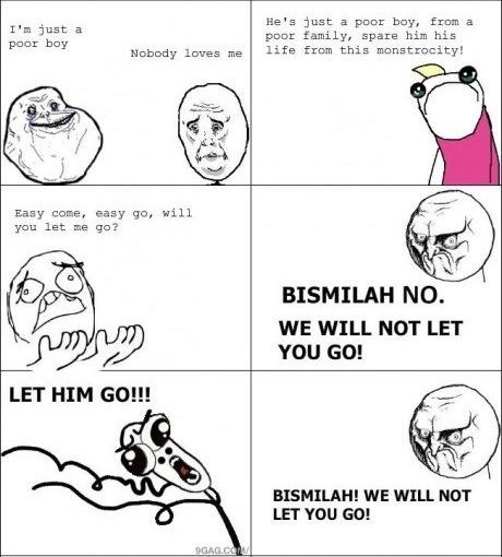Bohemian Rhapsody Meme Version