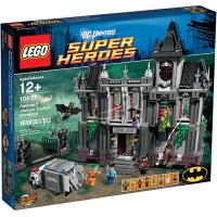 Lego Batman Arkham Asylum Set Cheap