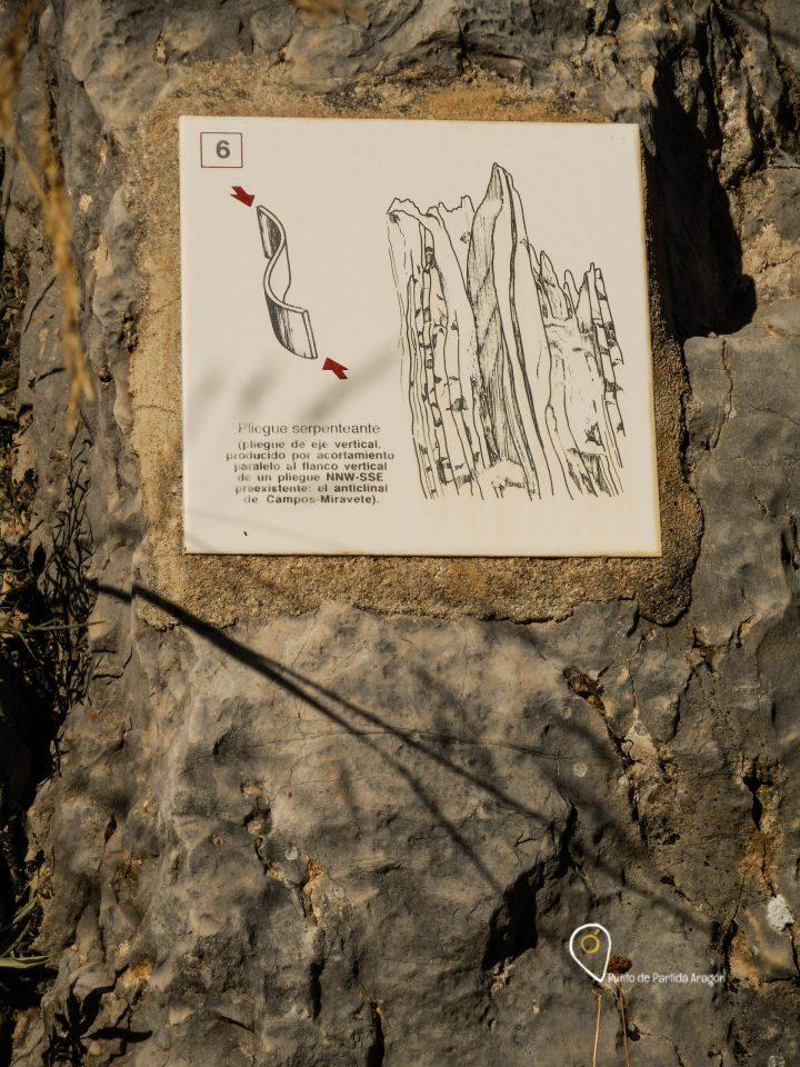 Parque geologico de Aliaga