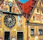 foto facciata del rathaus