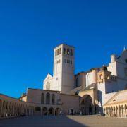 La basilica di san Francesco assolutamente una cosa da scoprire e visitare ad Assisi