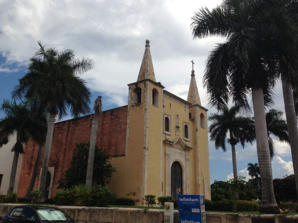 Chiesa a Mérida