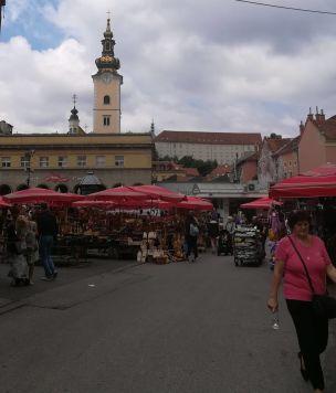 mercato di zagabria