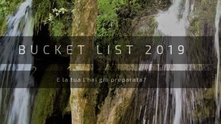 titolo bucket list 2019