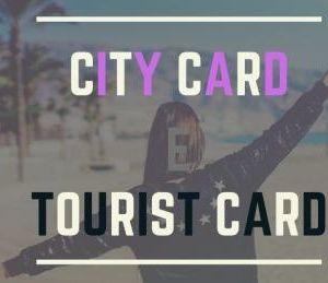 city card e tourist card titolo articolo