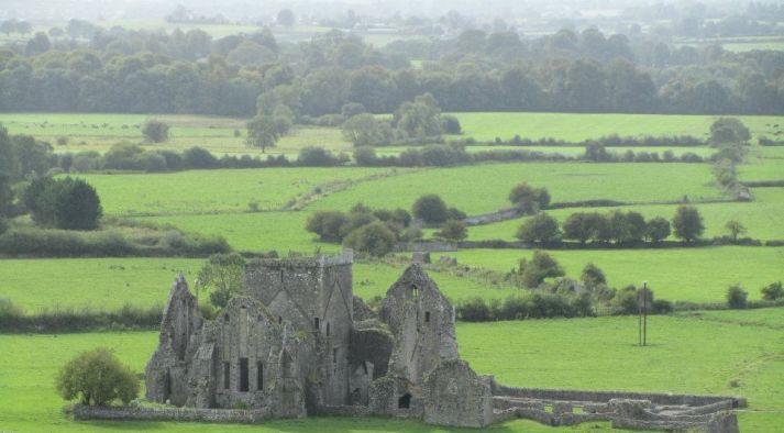 Uno dei castelli presenti in Irlanda
