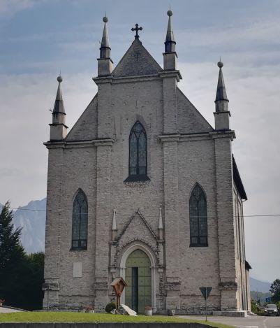 Chiesa a Sospirolo