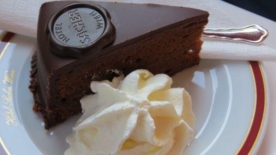 Foto Sacher torte e altre curiosità