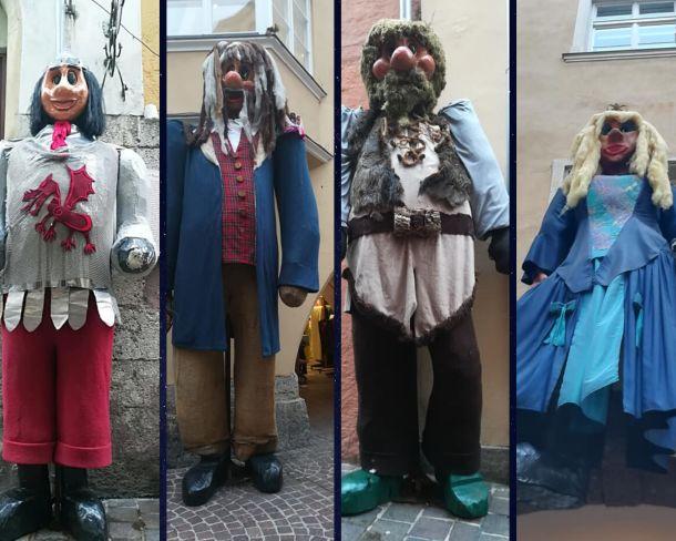 I giganti di Innsbruck