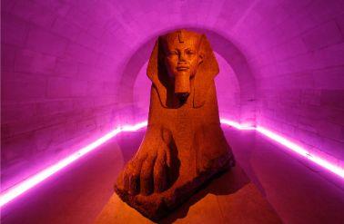 Statua egizia, sfinge