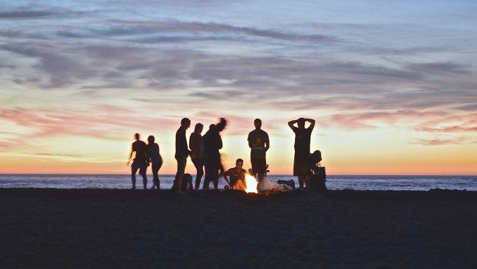 Feste in spiaggia a Jesolo
