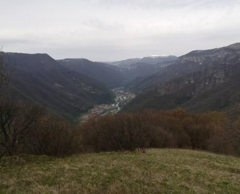 sentiero degli scalpellini e valsugana