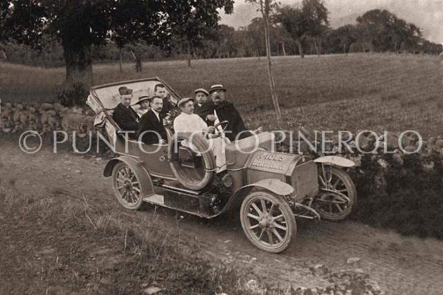 Foto storica Giaveno
