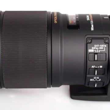 Sigma 180 mm f2.8 x Nikon