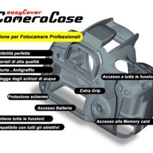 Protezione in gomma per reflex Nikon - Reporter offerta