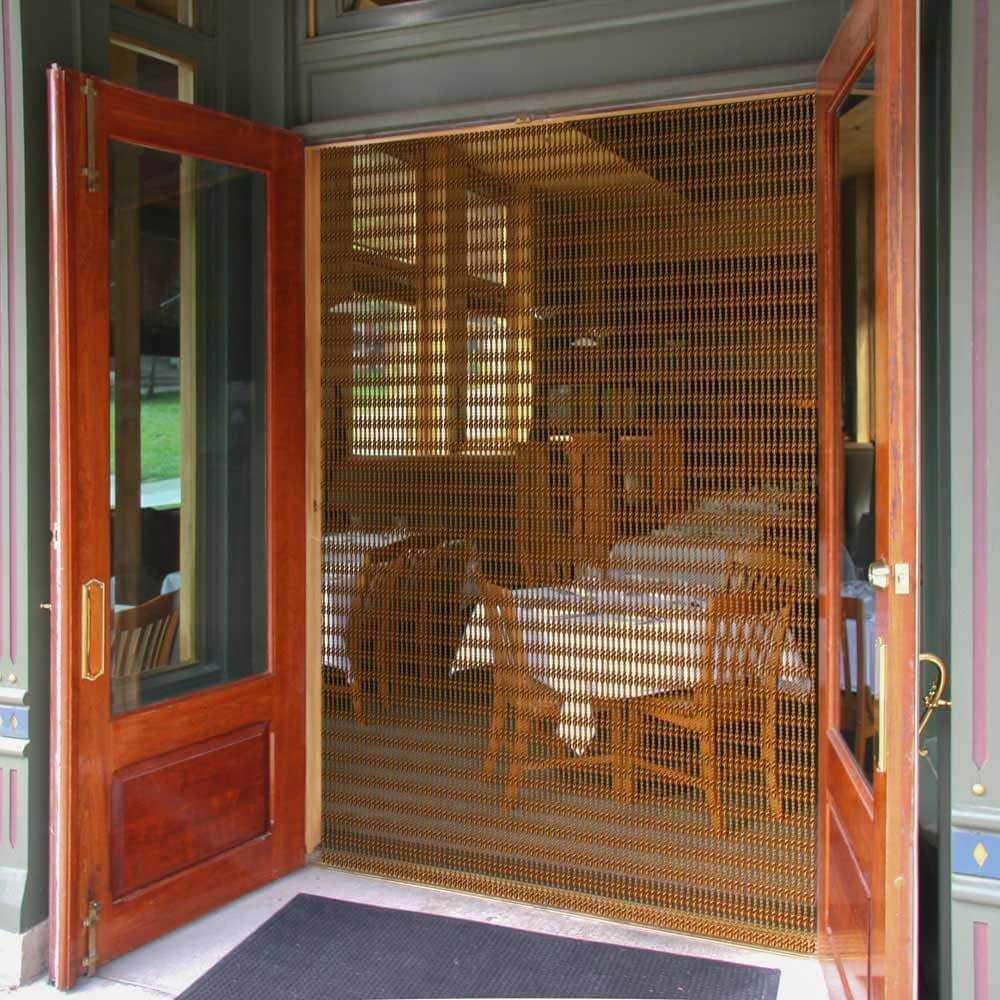 Comprar  Cortina Para Puertas PVC Exterior a Medida