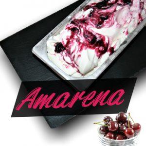 Amarenakirsch-Eis