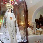 Celebrarán seis eucaristías en el Santo Cerro por Día de las Mercedes