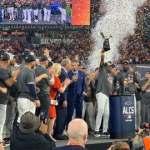 Astros dominan a los Medias Rojas y avanzan a la Serie Mundial de las Grandes Ligas
